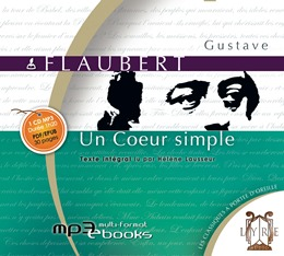 jaquette du livre audio Un cœur simple